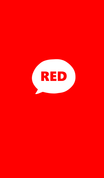 Red simple theme