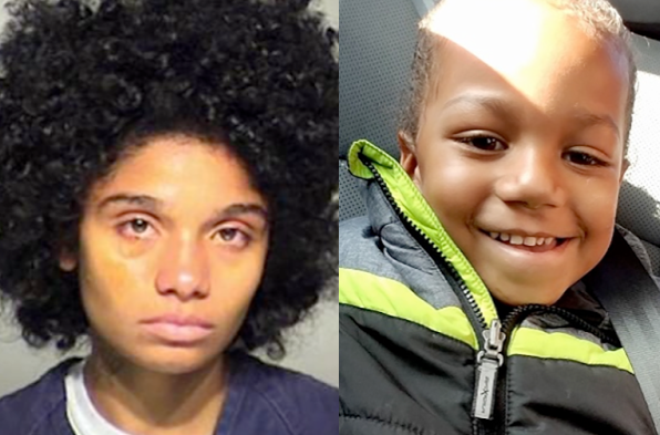 Wicked-mother-killed-4-year-old-son-by-setting-him-on-fire-in-bathtub