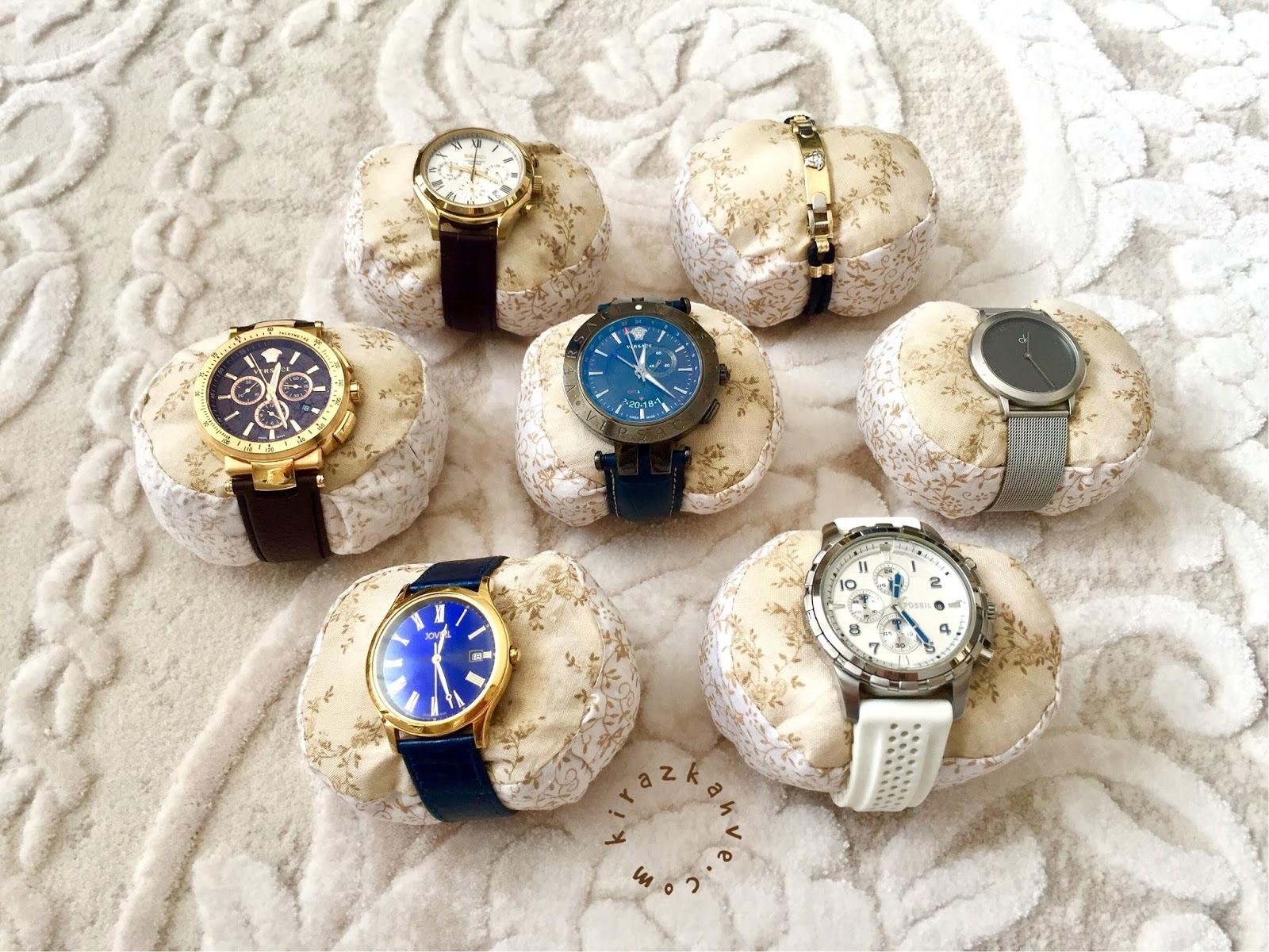 saat organizeri yapımı