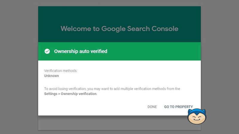 Cara Membuat Google Search Console Step 5