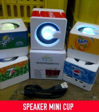 Speaker Mini Cup