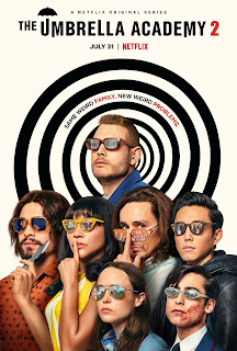 The Umbrella Academy Temporada 2 audio latino