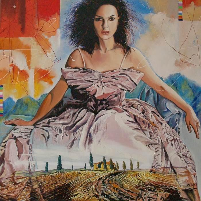 Польский художник. Dariusz Zejmo