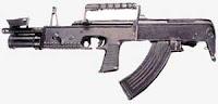 9-мм автомат А-91