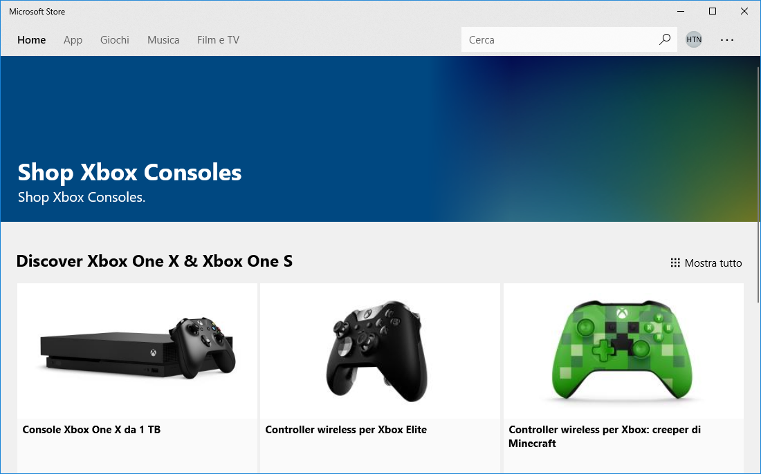 Shop-Xbox-HTNovo