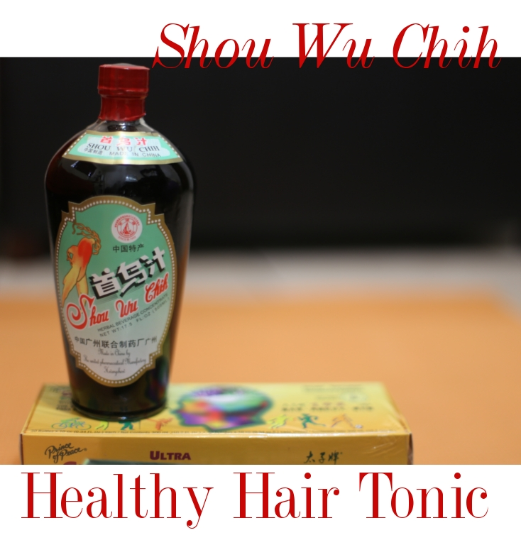 Shou Wu Chih The Chinese Secret To Healthy Hair