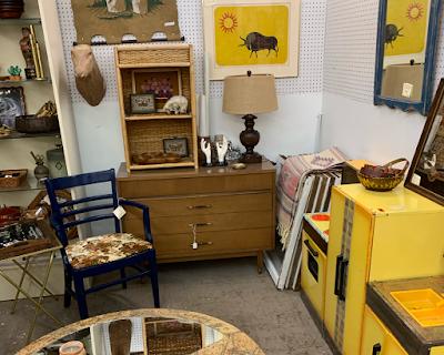 Yellow Toy Kitchen