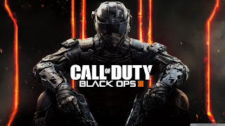 Call of Duty Black Ops 3 game cover 2560x1440