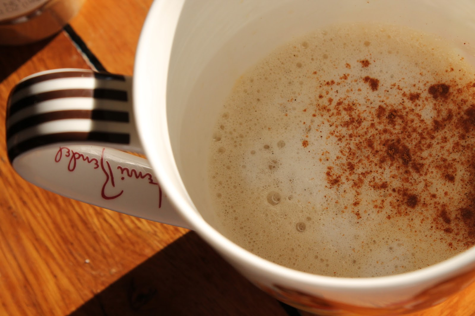 how to make a chai latte
