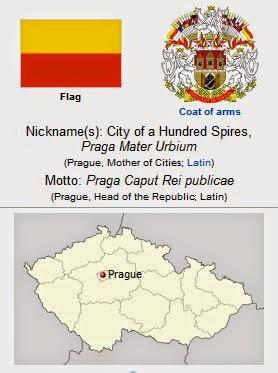 Πράγα, Τσεχία. http://leipsanothiki.blogspot.be/