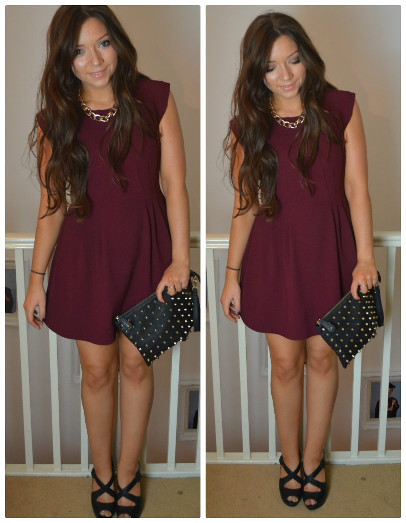 Christmas Party Outfits.The Christmas Party Outfit Dizzybrunette