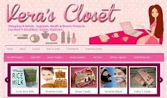 Tempahan Design Blog: Vera's Closet