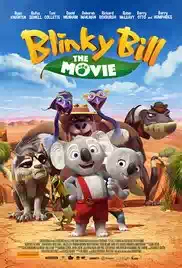 Film Blinky Bill The Movie (2016) Bluray Subtitle Indonesia