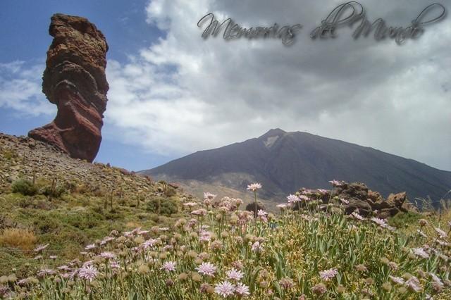 Senderismo en El Teide, Tenerife