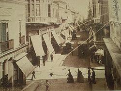 Calle Florida, historia