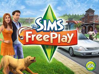 Android Games Terbaik Untuk Anak Perempuan Paling Populer  THE SIMS FREE PLAY