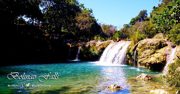Bolinao Waterfalls - Schadow1 Expeditions