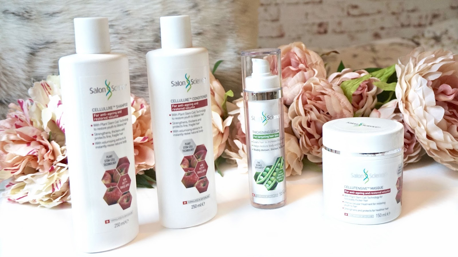 Salon Science Haircare