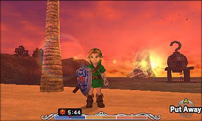 The Legend of Zelda: Majora's Mask 3D Screenshot 2