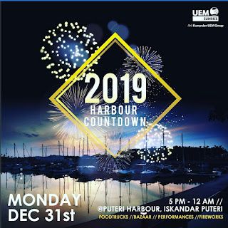 2019 HARBOUR COUNTDOWN