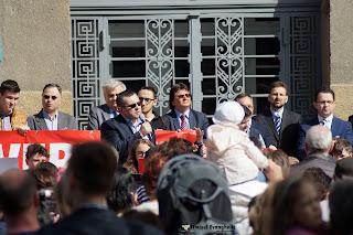 FOTO: Protest la Timisoara pentru familia Bodnariu - 16 aprilie 2016