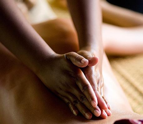 masaje sensitivo en Madrid