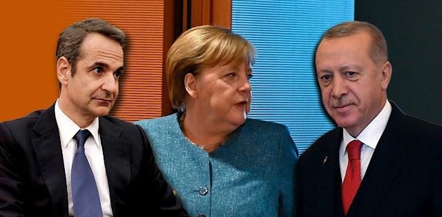 «Χαστούκι» Μέρκελ στον Ερντογάν: Όλη η Ευρώπη να στηρίξει την Ελλάδα (ΒΙΝΤΕΟ)