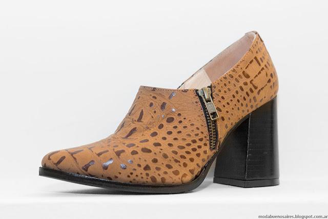 Moda otoño invierno 2016 Zapatos y botas Alfonsa.