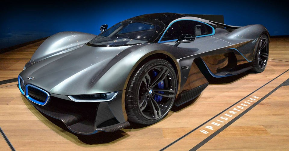 All Around Auto >> A BMW M Hypercar Is Unlikely But Could Be Exceptional