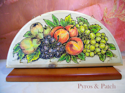 Pyros & Patch: Appendino per cucina