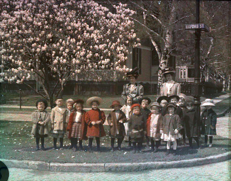 Color Photographs Of Usa In The 1920s Vintage Everyday