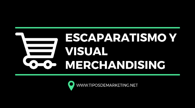 Escaparatismo y visual merchandising 🥇 ¿que es?  ejemplos