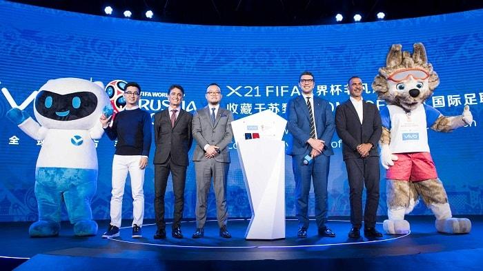 Vivo Announces 2018 FIFA World Cup Russia™ Campaign