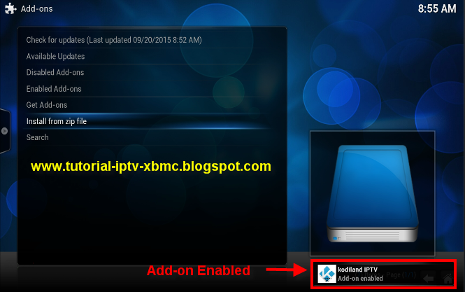 Kodi Land Iptv Addon For Kodi - New Kodi Addons Builds 2019