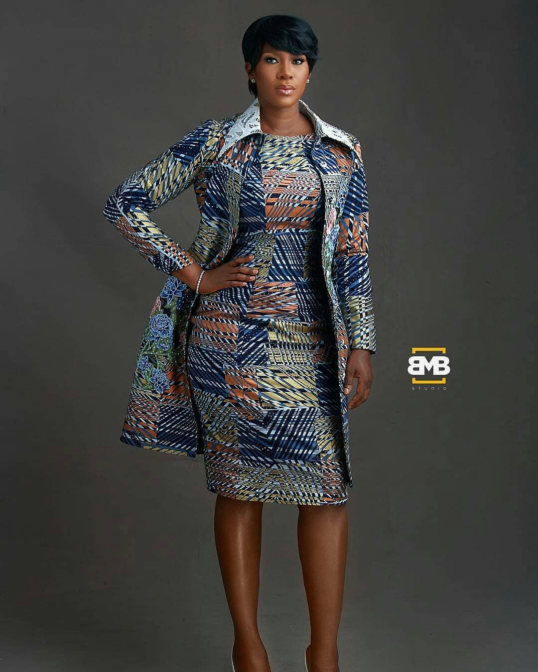 Unique African Print Dresses ; Latest Life Charming Styles