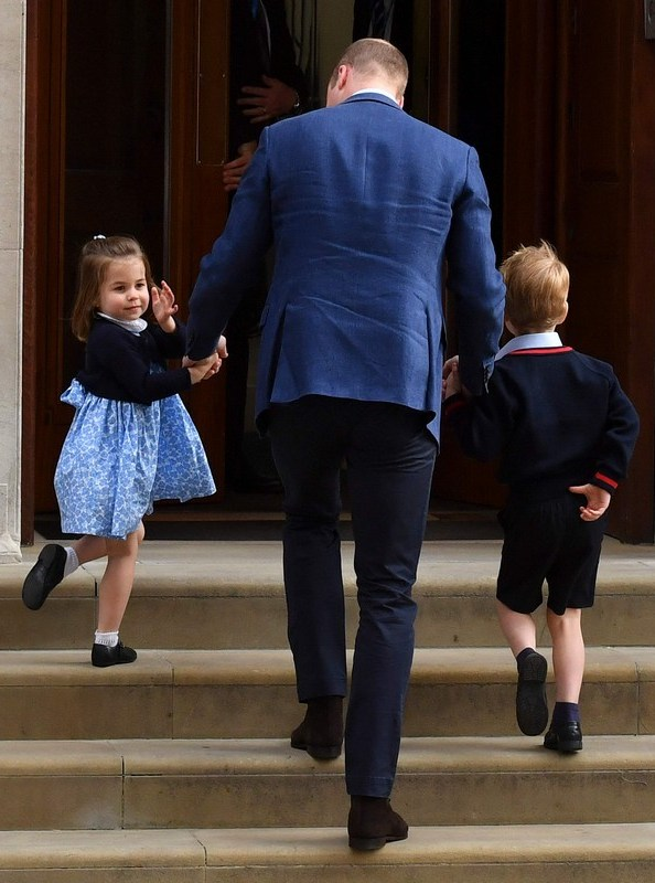 Princess Charlotte turns 3