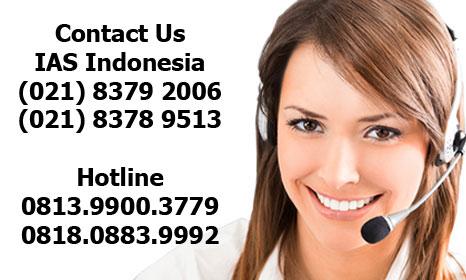 Contact IAS Indonesia