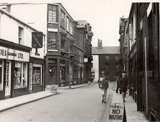 Bold Street Bolton