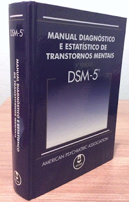 Manual de Diagnóstico e Estatística de Distúrbios Mentais