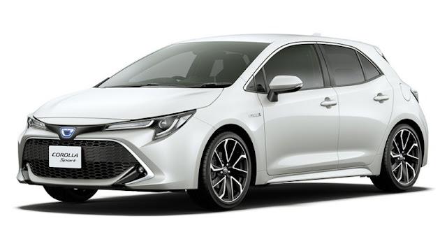 Toyota Corolla Sport HatchBack