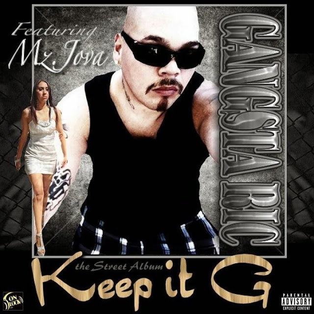 "G-Ric drops debut album ""Keep It G"""