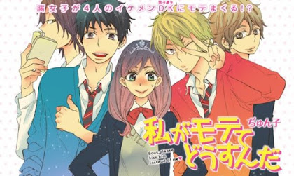 Watashi Ga Motete Dousunda Todos os Episódios Online