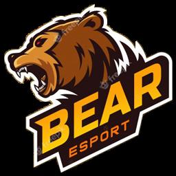 logo beruang esport