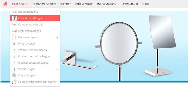 D Line Accessori Bagno.Lisa Beautycase Blog Review Bottiglioni Linea Bath Accessori Bagno