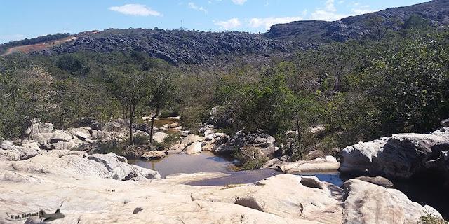 Cachoeira Carijó, Milho Verde, Serro, Minas Gerais, Caminho dos Diamantes, Estrada Real