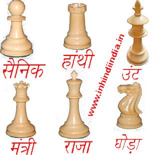 Chess ke Khiladi ke naam