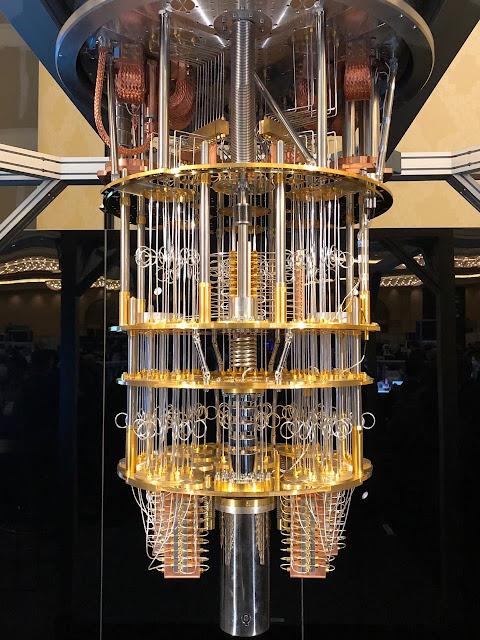 IBM prepara el primer ordenador cuántico-TuParadaDigital