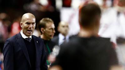 Zidane comandará reformulação do elenco na próxima temporada (Foto: AFP)