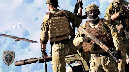 FSBなどの装備を追加するArma3用AGE MOD