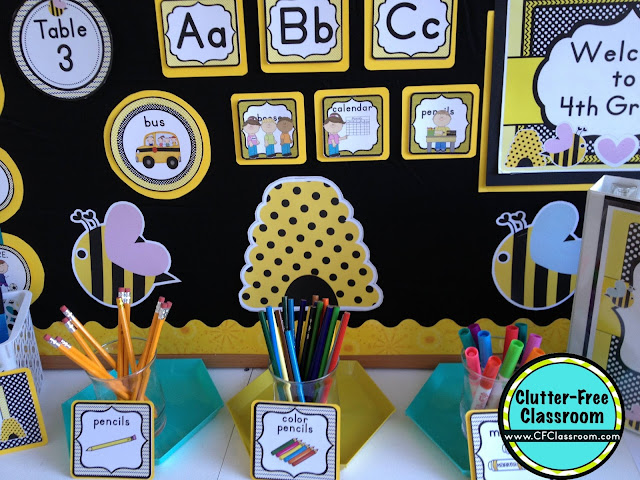 Are You Planning A Bee Themed Classroom Or Thematic Unit This Blog Post Provides Great